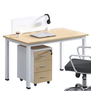 1.2米单人桌(小办公室),1200*600*750(含柜)