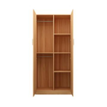 衣柜,两门:800*500*1800