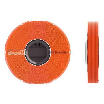 MakerBot 3D打印耗材,PLA橙色(True Orange),Method专用,1.75MM,0.9KG