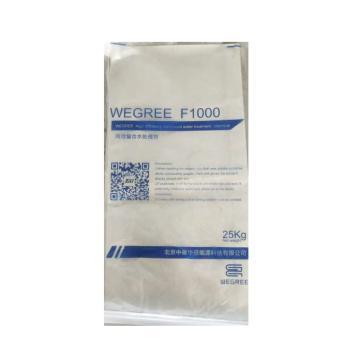 威格瑞 脱硫废水高效复合水处理剂,WEGREE F1000,25kg/袋