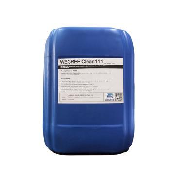威格瑞 膜专用酸性清洗剂,WEGREE Clean111,25kg/桶