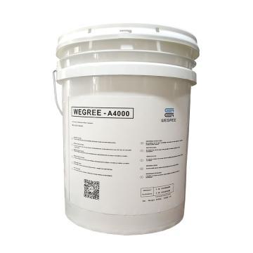 威格瑞 反渗透阻垢剂,WEGREE-A4000,22.75kg/桶