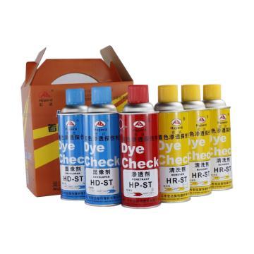 宏达 着色渗透剂,HP-ST 500ml/瓶 (1箱24瓶)