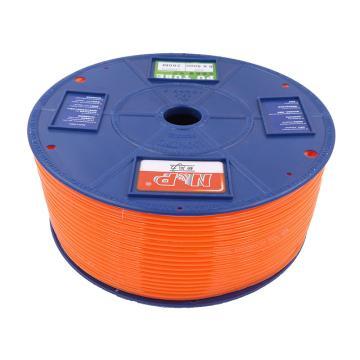 新同力N&P PU气管,Φ4×Φ2.5,200M/卷,橙
