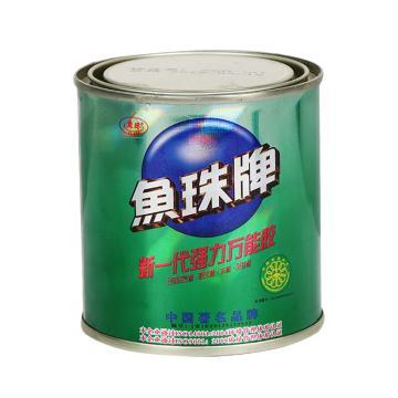 鱼珠牌 新一代强力万能胶,9L/罐