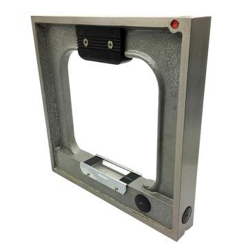 INVOUS 精密框式水平仪,200×200mm,IS780-80404