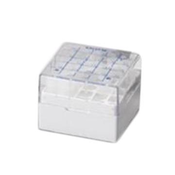 Nalgene CryoBoxesTM,聚碳酸酯,5x5阵列,可容纳管瓶尺寸1.2/2.0ml,1箱