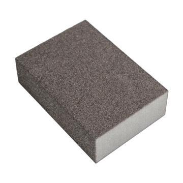 晶士霸 海绵砂块,60目;100*70*27 mm