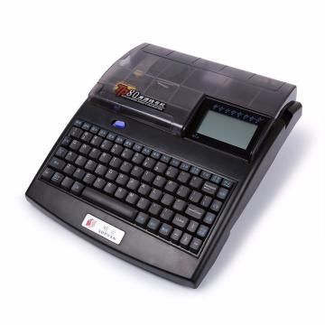 硕方 线号机,TP-80 号码管标签打印机套管打码机热缩管打字机