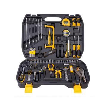 得力 机修工具套装,79件套,DL1079