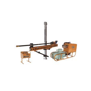 墨隆 架柱式液压回转钻机,ZYJ-1200/140,煤安证号:MED170250