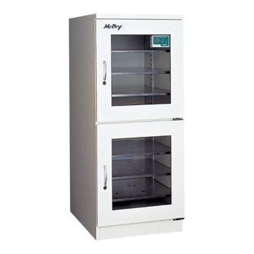 McDry 自动防潮箱(超低湿2%RH式),电子防潮箱,内寸:480×600×1080mm,MCU-301A,6-6457-11,运费需另算
