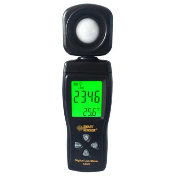 希玛/SMART SENSOR 迷你型照度计AS803,1~200lux