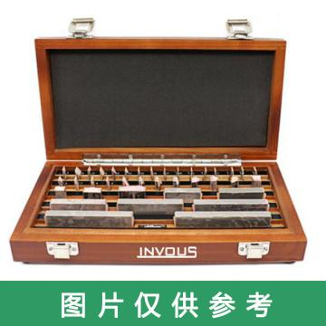 INVOUS 112件套钢量块套装,1.0005-100mm,0级,IS780-80101