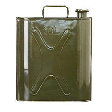 西域推荐 汽油桶,10L,尺寸:280×135×300mm