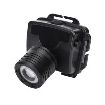 明特佳 LED防爆调焦头灯BTG7102,3W,冷白,帽配式,充电器组件,单位:个