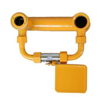 洗眼器配件配件非标三通,6613和6610通用配件非标三通