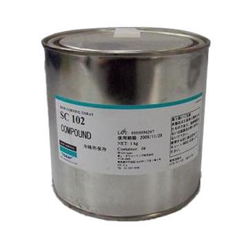 道康宁 导热硅脂,DC-SC102,1KG/桶
