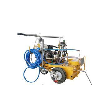 路鑫达 手推式高压无气冷喷划线机,LXD-6L,进口过滤器,进口喷嘴