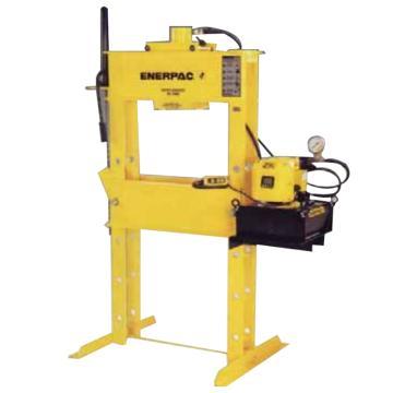 恩派克ENERPAC H形压床,50ton 电动泵,IPE10060X001