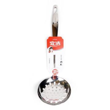 宜洁 致优不锈钢漏勺,Y-9731 1个装 单位:个