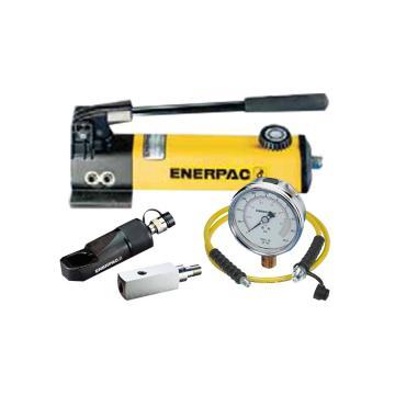 恩派克ENERPAC 液压螺母破切器套装,螺母范围41-50mm,NC4150(含螺母破切器+泵+软管+表+表座)