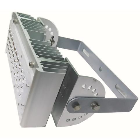 永鑫瑞 LED投光灯/隧道灯,50W白光,YXR-TL-50W-C-HS,U型支架式,单位:个