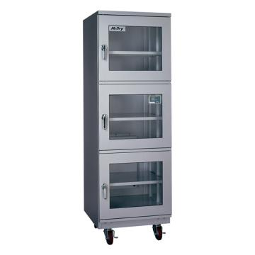 McDry 自动防潮箱(超低湿1%RH式),玻璃门×3扇,内寸:550×600×1610mm,DXU-501A,6-8290-12,运费需另算