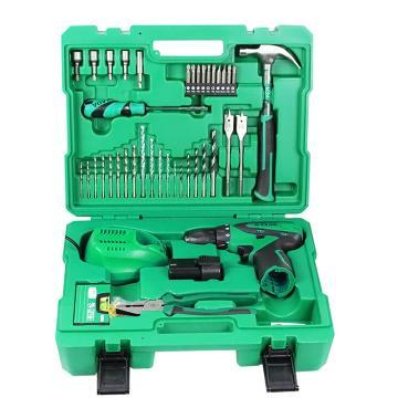 老A 锂电钻套装,50件套,LA415150