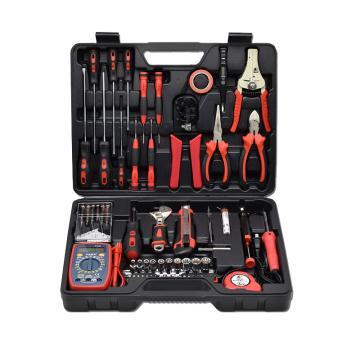 卡夫威尔 电子电工工具套装,63件套,C9003A