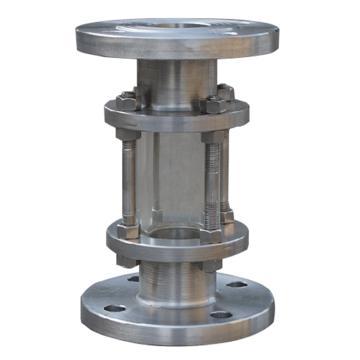 远大阀门 玻璃管视盅,SG-BL-16,304,DN20