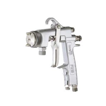 明治喷枪,大型喷漆枪 口径2.5mm 压送式(不用壶,现场需配备压送罐等),F210-P