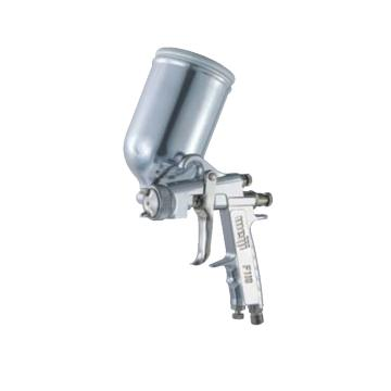 明治喷枪,小型喷漆枪 口径1.3mm 重力式(带国产壶),F110-G