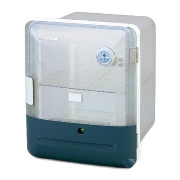 亚速旺 自动防潮箱,电子防潮箱,25%RH(受环境影响),灰色 ,3-1566-02