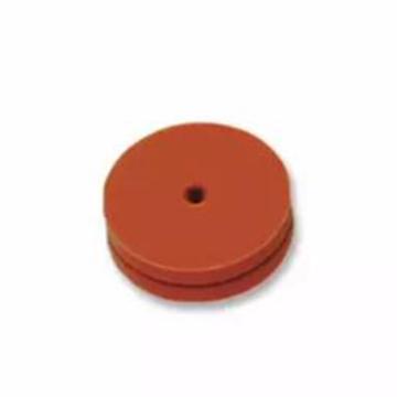 流失性与温度经过优化 (BTO) 的不粘连进样口隔垫,11 mm,50/包