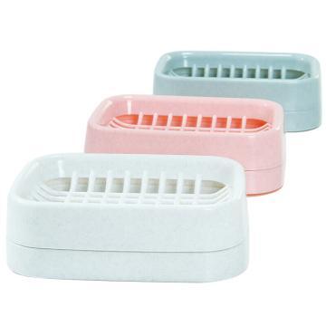 茶花 卫生皂盒,2213 随机色 单位:个