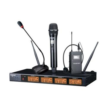 得胜四通道 UHF无线麦克风 X4(含x4-TD 4只 ),X4