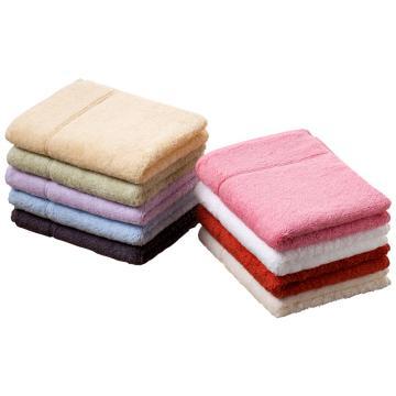 内野 疆长绒棉洗脸毛巾面巾,8815F643-N 35*85cm 随机色 单位:条