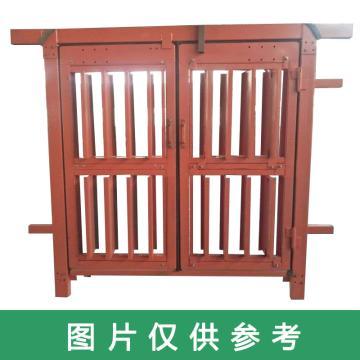 嘉宏 普通调节风门,2.6m×2.4m(宽×高),机械闭锁,2道/组
