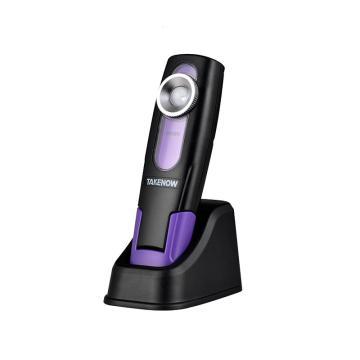 铁朗 LED手持紫外线工作灯,专业油路检测裂纹或油箱泄露荧光检查维修灯,WL4011UV,单位:个
