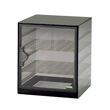 亚速旺 防潮箱,干燥剂式防潮箱,内寸:340×344.5×387mm,无把手,IW,1-961-02