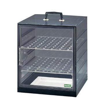 亚速旺 防潮箱,干燥剂式防潮箱,内寸:340×344.5×387mm,带把手,IWH,1-961-01