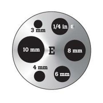 福禄克/FLUKE E型插块,9190-INSE