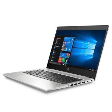 惠普笔记本,Probook440 G7 9LA40PA 银 i5-10210 4G/1T 2G独显 win10-h 1年 14英寸显示器 包鼠