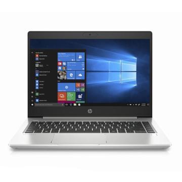 惠普笔记本,Probook440 G7 9NH01PA 银 i7-10510U 14.0英寸/8G/256G SSD 2G独显/win10-h/1年 包鼠