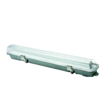 三雄极光 LED T8支架空壳,PAK-A07-236-K,防水防尘,2*36W,配LED直管,双端,不含灯管,单位:个