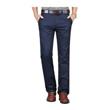 老兰布 休闲裤,100%精梳全棉,水洗免烫处理,XXK-001