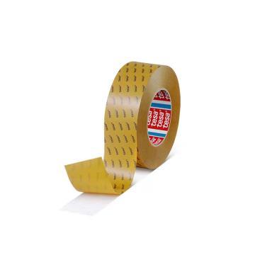 德莎 PET透明双面胶带,长度:100m,宽度:25mm,型号:tesa-4972