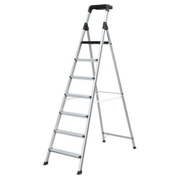 瑞居 V型工具梯,额载(kg):110 7阶 平台高度(cm):161,YQJT-1.5V