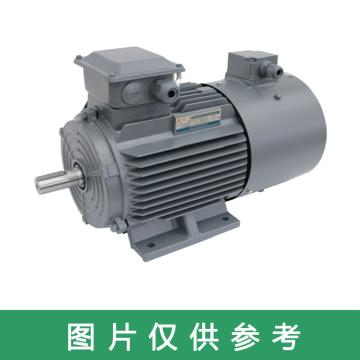 贝得BEIDE 变频调速三相异步电机,2.2kW-6P-B3 YVF2-112M-6-2.2-2-1AA5